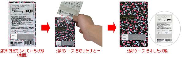 コンドーム「キャンディーフロート」部屋置き安心すっぴんBOX